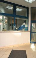Wnętrze Kantoru Dukat przy ul. Kupieckiej
